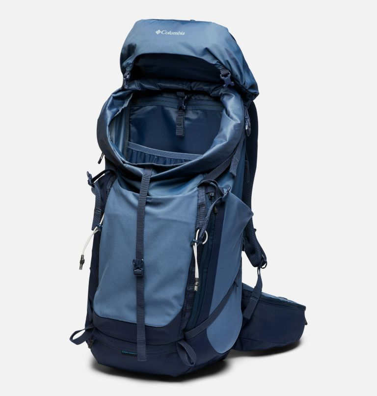 Newton Ridge™ 36L Backpack | 478 | O/S Newton Ridge™ 36L Backpack, Dark Mountain, Collegiate Navy, a1