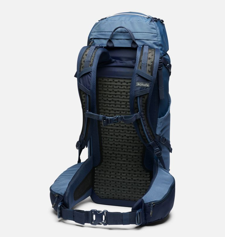 Newton Ridge™ 36L Backpack | 478 | O/S Newton Ridge™ 36L Backpack, Dark Mountain, Collegiate Navy, back
