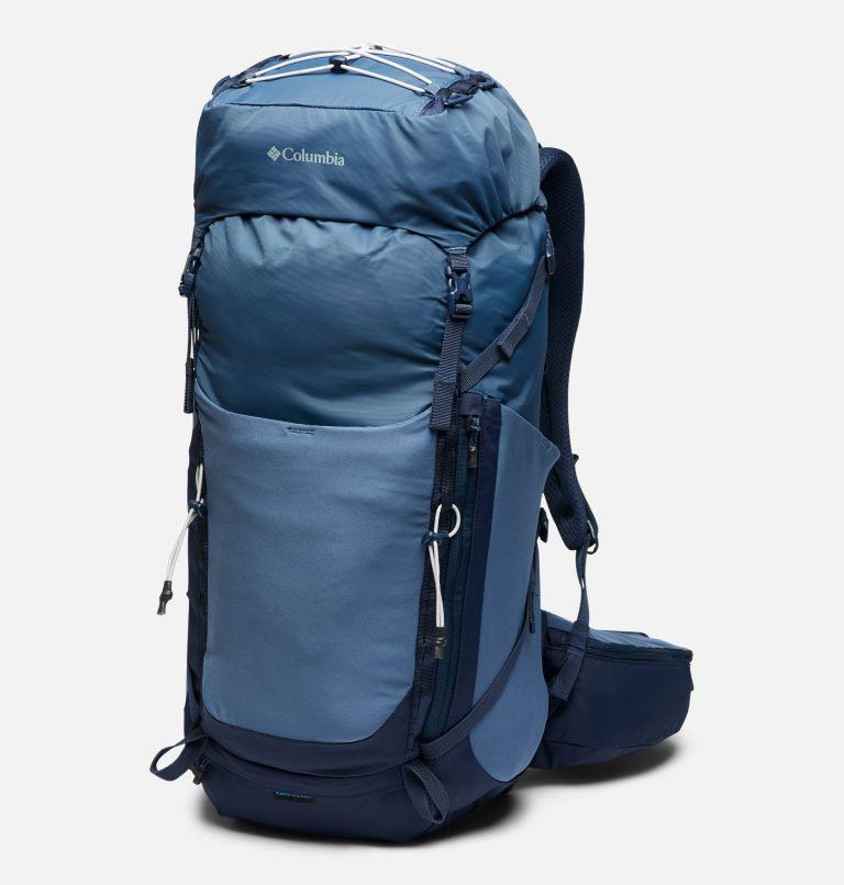 Newton Ridge™ 36L Backpack | 478 | O/S Newton Ridge™ 36L Backpack, Dark Mountain, Collegiate Navy, front
