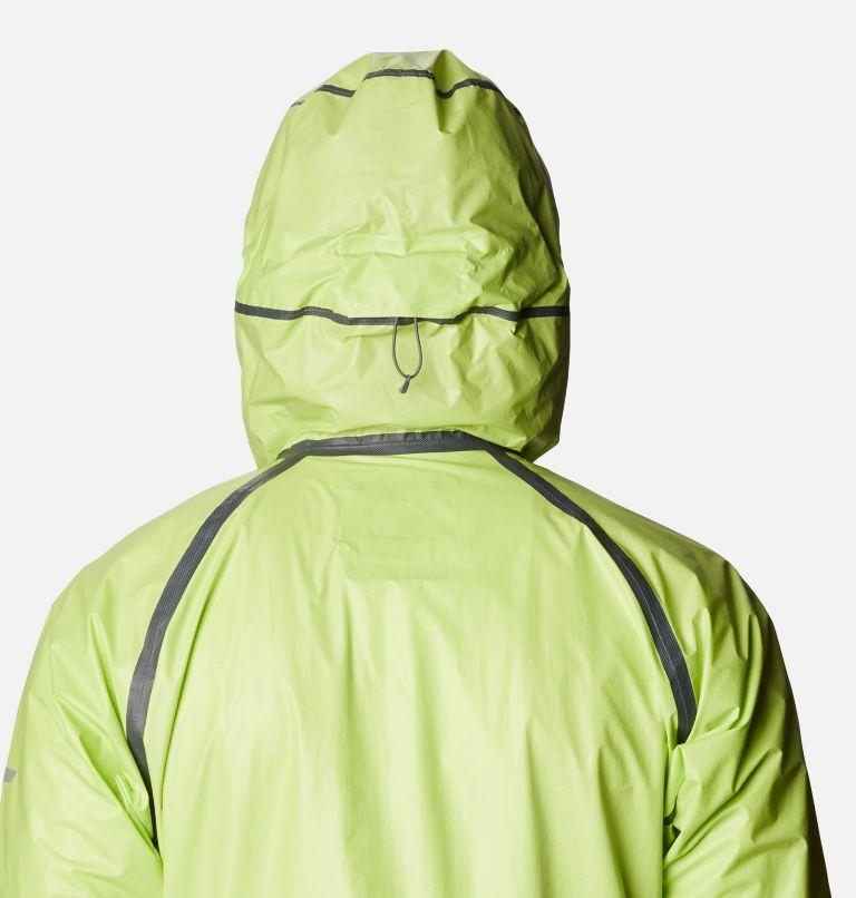 OutDry Ex™ NanoLite™ Shell | 386 | XL Men's OutDry™ Ex NanoLite™ Shell, Bright Chartreuse, a4