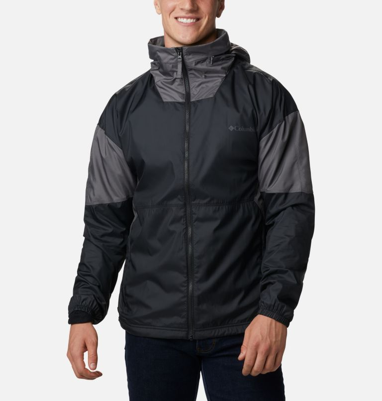 Men's Point Park™ Lined Windbreaker - Tall Men's Point Park™ Lined Windbreaker - Tall, front