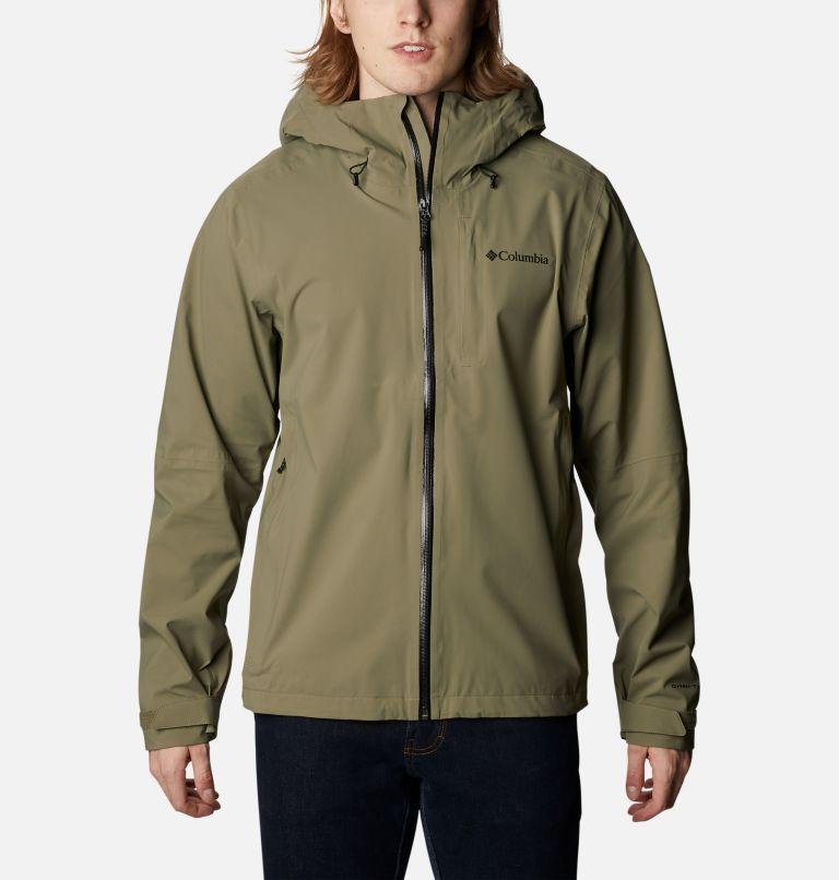 Manteau imperméable Omni-Tech™ Ampli-Dry™ pour homme Manteau imperméable Omni-Tech™ Ampli-Dry™ pour homme, front
