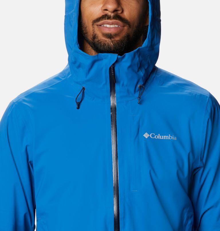 Omni-Tech™ Ampli-Dry™ Shell | 432 | S Men's Omni-Tech™ Ampli-Dry™ Shell Jacket, Bright Indigo, a2