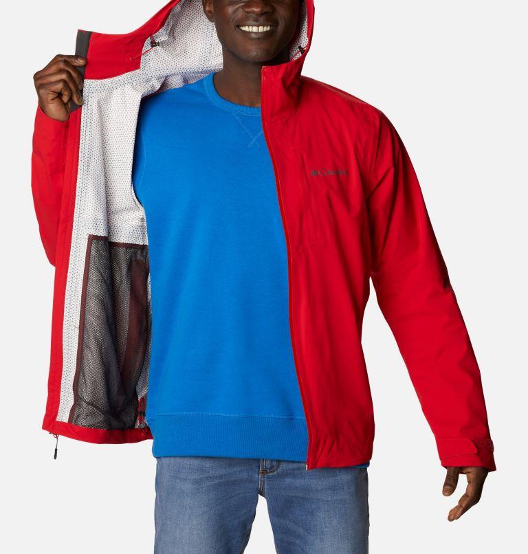 Omni-Tech™ Ampli-Dry™ Shell   691   S Men's Omni-Tech™ Ampli-Dry™ Shell Jacket, Bright Red, a3