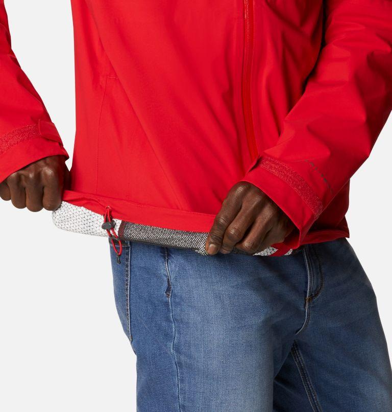 Omni-Tech™ Ampli-Dry™ Shell   691   S Men's Omni-Tech™ Ampli-Dry™ Shell Jacket, Bright Red, a6