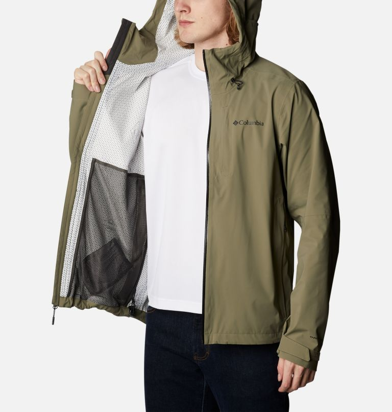Men's Ampli-Dry™ Waterproof Shell Jacket Men's Ampli-Dry™ Waterproof Shell Jacket, a3