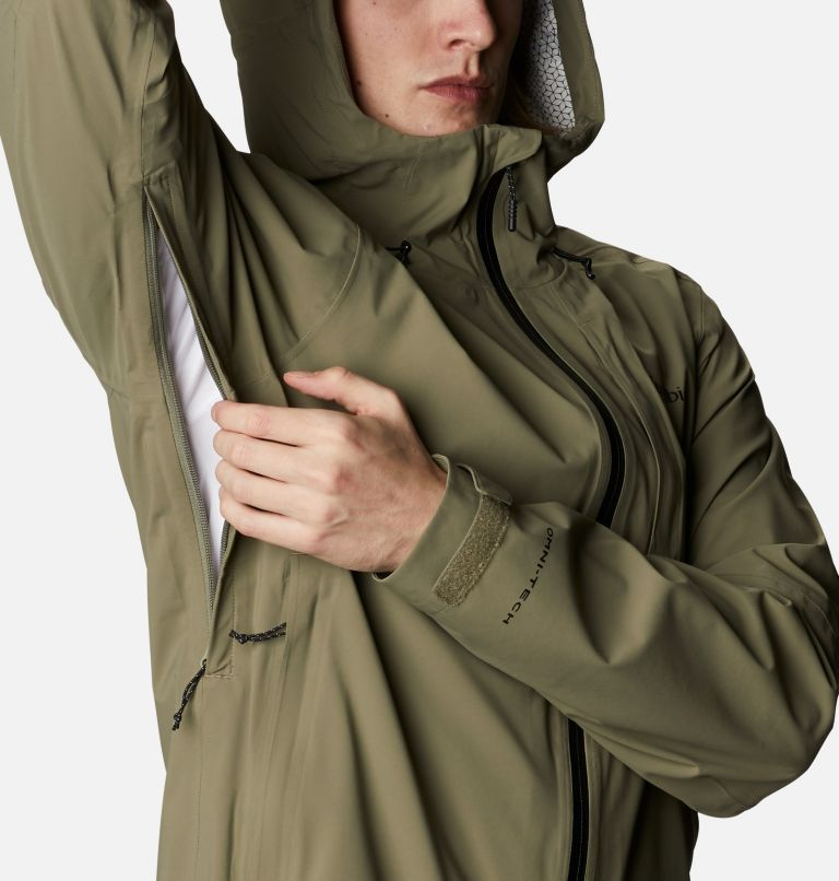 Men's Ampli-Dry™ Waterproof Shell Jacket Men's Ampli-Dry™ Waterproof Shell Jacket, a6