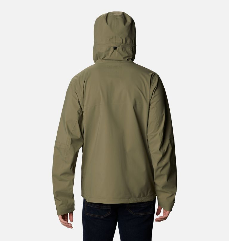 Men's Ampli-Dry™ Waterproof Shell Jacket Men's Ampli-Dry™ Waterproof Shell Jacket, back