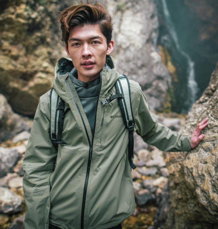 Men's Ampli-Dry™ Waterproof Shell Jacket Men's Ampli-Dry™ Waterproof Shell Jacket