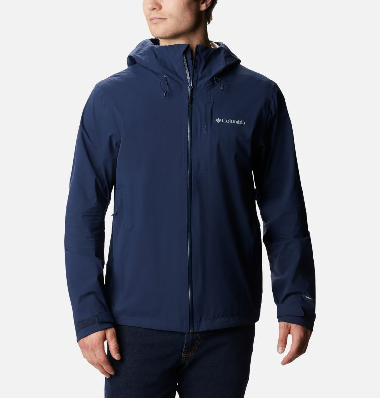 Chaqueta shell impermeable Ampli-Dry™ para hombre Chaqueta shell impermeable Ampli-Dry™ para hombre, front