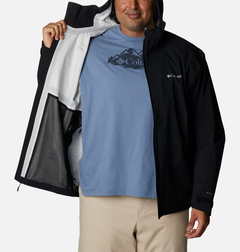 Manteau imperméable Omni-Tech™ Ampli-Dry™ pour homme - Tailles fortes Manteau imperméable Omni-Tech™ Ampli-Dry™ pour homme - Tailles fortes, a3