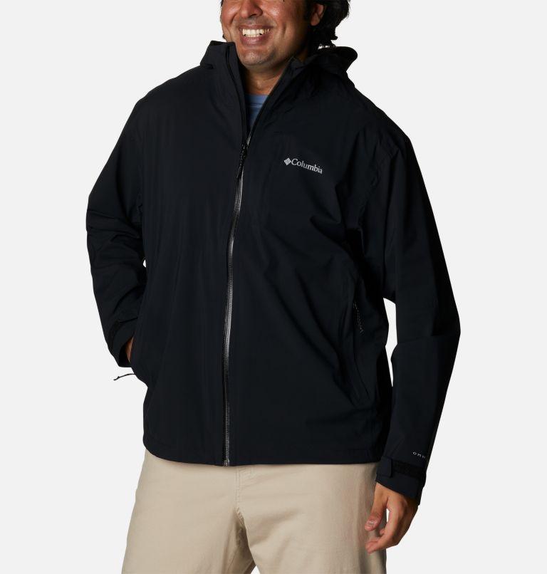 Manteau imperméable Omni-Tech™ Ampli-Dry™ pour homme - Tailles fortes Manteau imperméable Omni-Tech™ Ampli-Dry™ pour homme - Tailles fortes, front