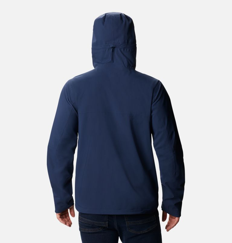 Men's Omni-Tech™ Ampli-Dry™ Shell Jacket - Tall Men's Omni-Tech™ Ampli-Dry™ Shell Jacket - Tall, back
