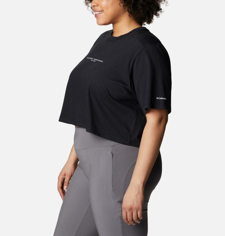 Women's Columbia Park™ Box T-Shirt - Plus Size Women's Columbia Park™ Box T-Shirt - Plus Size, a1