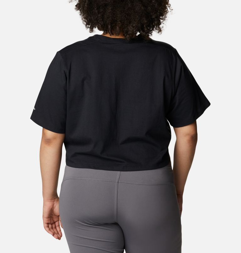 Women's Columbia Park™ Box T-Shirt - Plus Size Women's Columbia Park™ Box T-Shirt - Plus Size, back