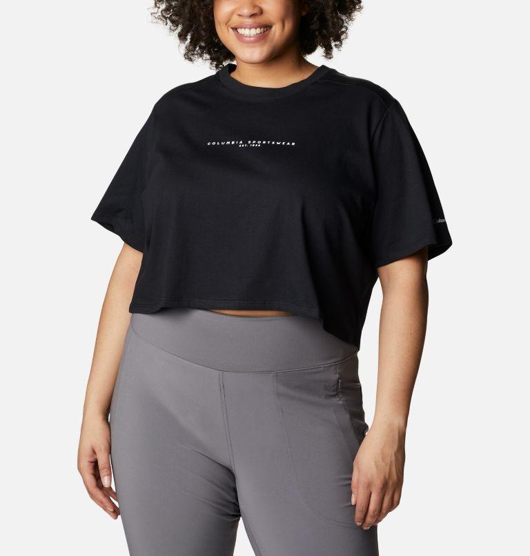 Women's Columbia Park™ Box T-Shirt - Plus Size Women's Columbia Park™ Box T-Shirt - Plus Size, front