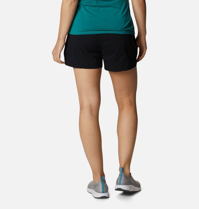 Uptown Crest™ Short | 010 | M Women's Uptown Crest™ Shorts, Black, back