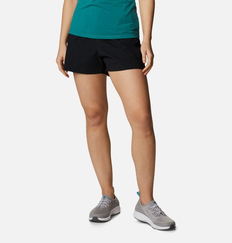 Uptown Crest™ Short | 010 | XL Short Uptown Crest™ pour femme, Black, front