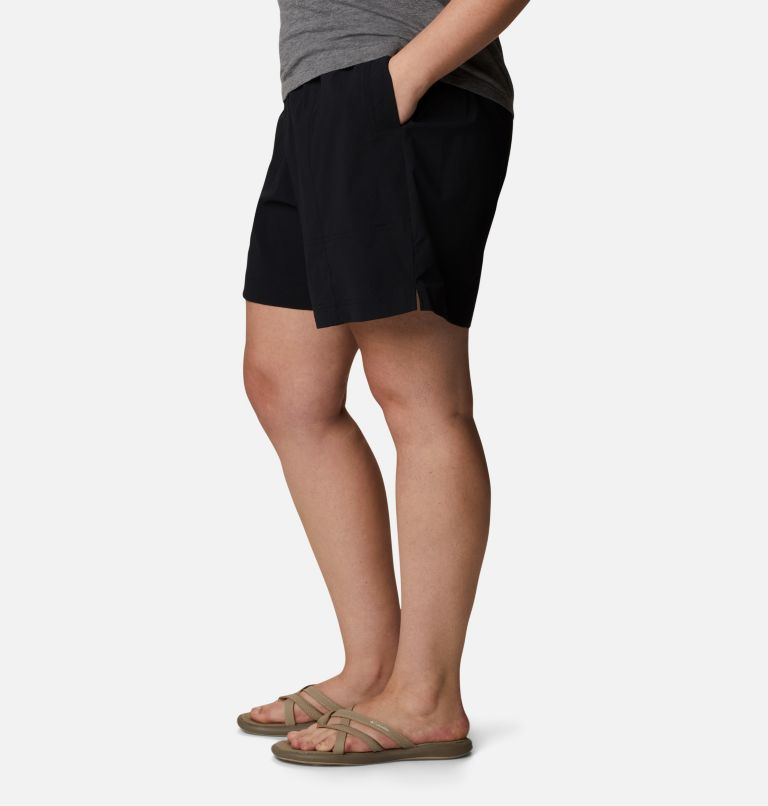 Women's Uptown Crest™ Shorts - Plus Size Women's Uptown Crest™ Shorts - Plus Size, a1