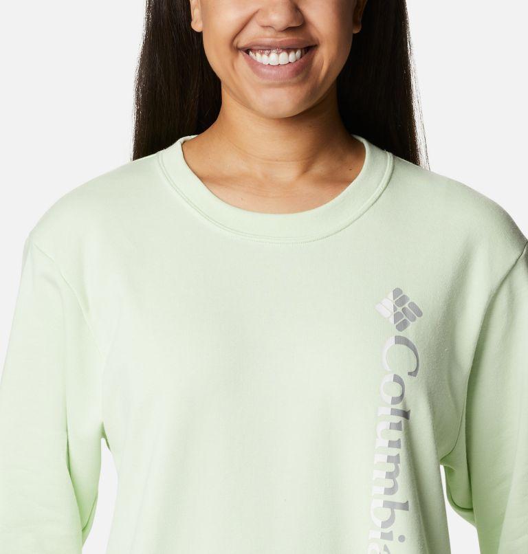 Chandail à col rond en tissu éponge Columbia™ Logo pour femme Chandail à col rond en tissu éponge Columbia™ Logo pour femme, a2