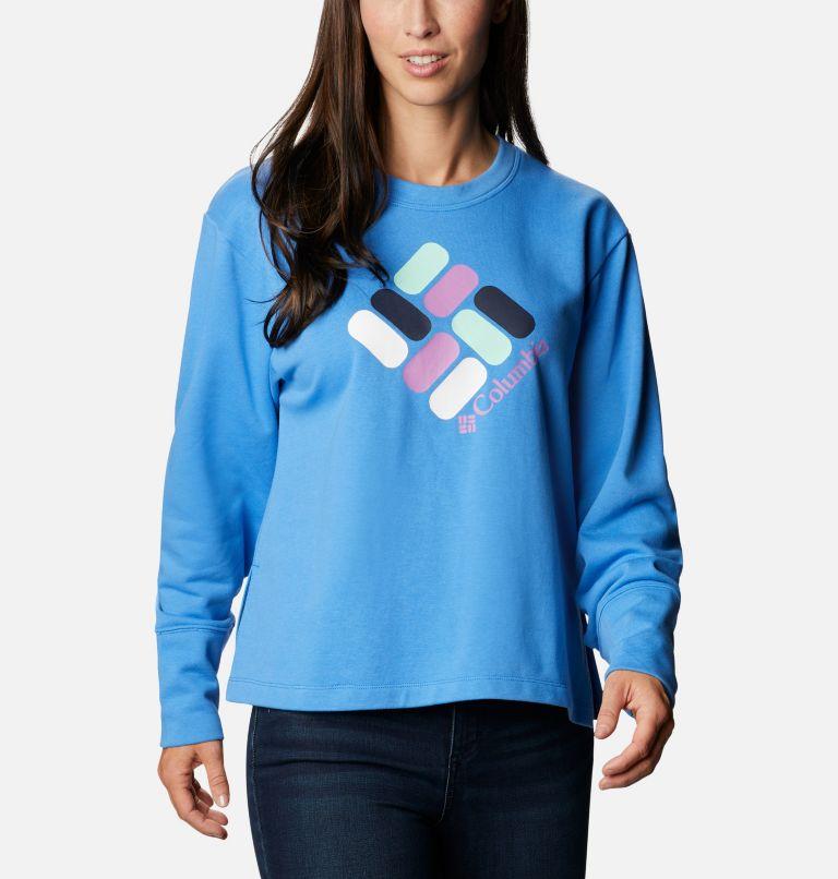 Women's Logo™ French Terry Sweatshirt Women's Logo™ French Terry Sweatshirt, front