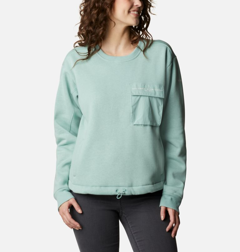 Women's Columbia Lodge™ III Crew Women's Columbia Lodge™ III Crew, front