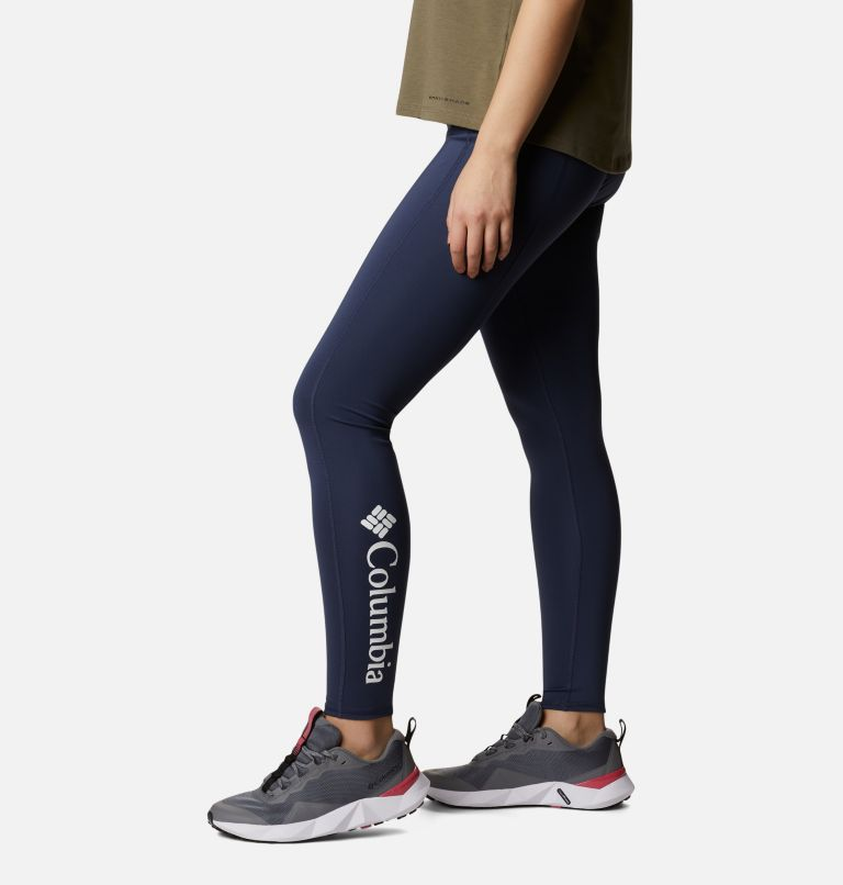 Columbia Lodge™ Tight | 467 | M Legging Lodge™ Femme, Nocturnal, White, a1