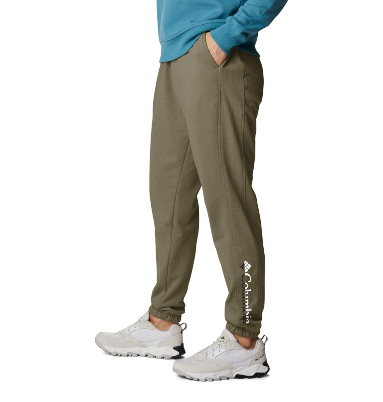 Columbia Logo™ II French Terry Jogger | 397 | XXL Women's Columbia™ Logo II French Terry Joggers, Stone Green, a1