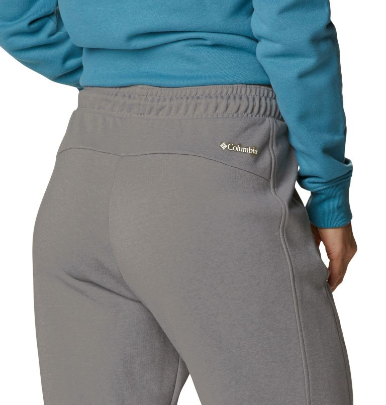 Columbia Logo™ II French Terry Jogger | 397 | XXL Women's Columbia™ Logo II French Terry Joggers, Stone Green, a3