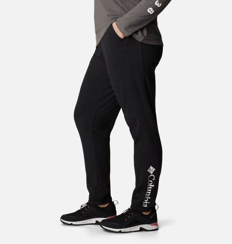Women's Columbia™ Logo II French Terry Joggers - Plus Size Women's Columbia™ Logo II French Terry Joggers - Plus Size, a1