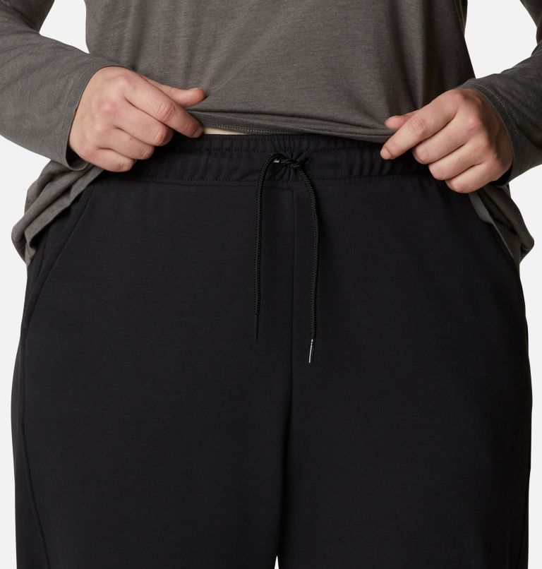 Women's Columbia™ Logo II French Terry Joggers - Plus Size Women's Columbia™ Logo II French Terry Joggers - Plus Size, a2