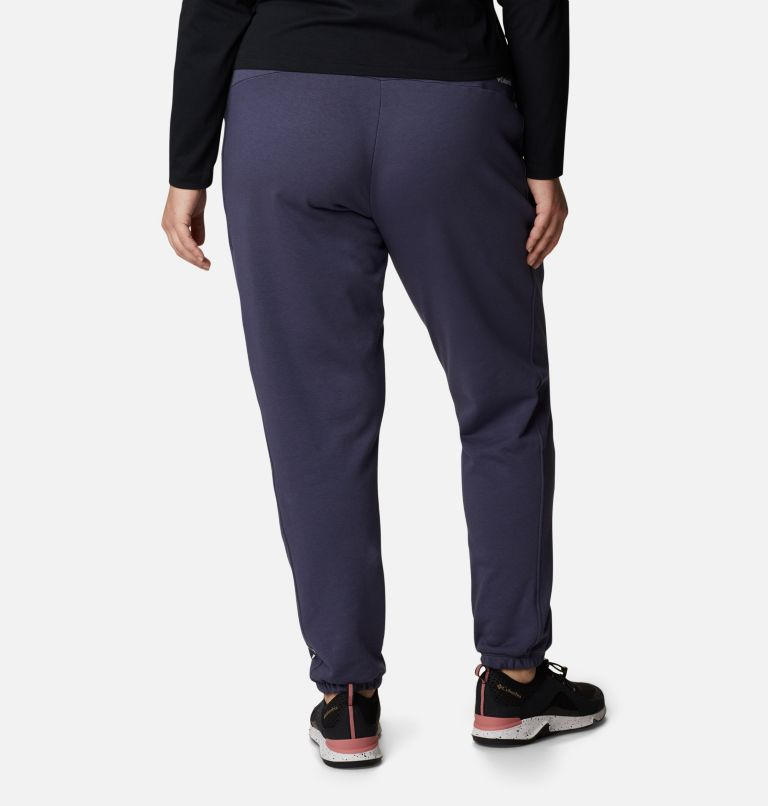 Women's Columbia™ Logo II French Terry Joggers - Plus Size Women's Columbia™ Logo II French Terry Joggers - Plus Size, back