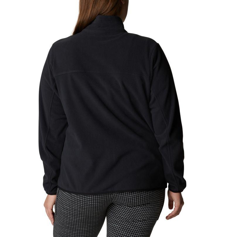 Women's Ali Peak Full Zip Fleece Jacket - Plus Size Women's Ali Peak Full Zip Fleece Jacket - Plus Size, back