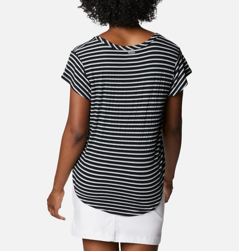 Women's Essential Elements™ Relaxed T-Shirt Women's Essential Elements™ Relaxed T-Shirt, back