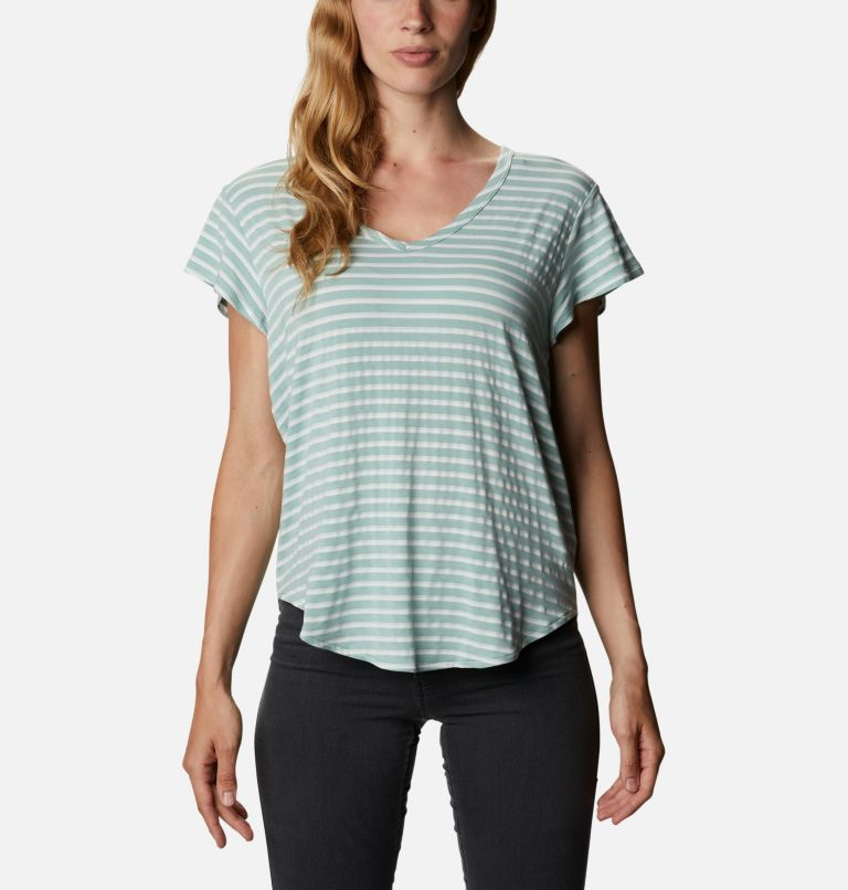Women's Essential Elements™ Relaxed T-Shirt Women's Essential Elements™ Relaxed T-Shirt, front