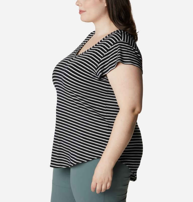 Women's Essential Elements™ Relaxed T-Shirt - Plus Size Women's Essential Elements™ Relaxed T-Shirt - Plus Size, a1