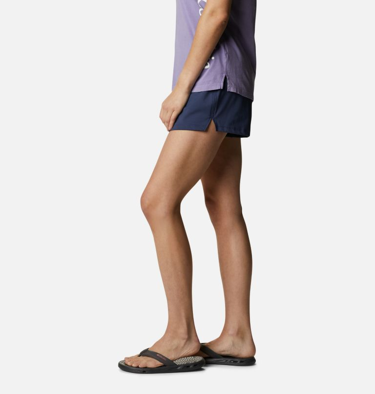 Sandy Creek™ Stretch Short | 466 | L Women's Sandy Creek™ Stretch Shorts, Nocturnal, a1