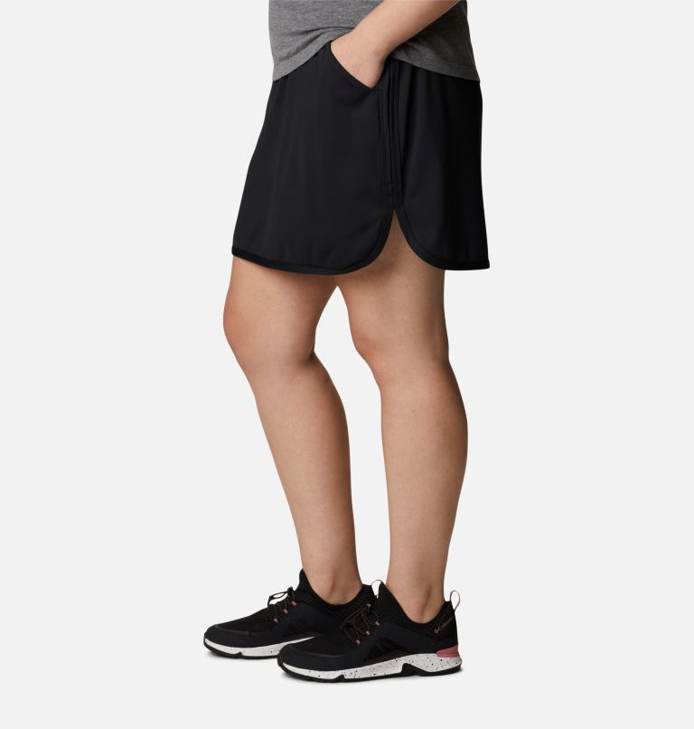 Jupe-short extensible Sandy Creek™ pour femme - Grandes tailles Jupe-short extensible Sandy Creek™ pour femme - Grandes tailles, a1