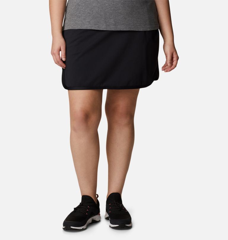 Jupe-short extensible Sandy Creek™ pour femme - Grandes tailles Jupe-short extensible Sandy Creek™ pour femme - Grandes tailles, front