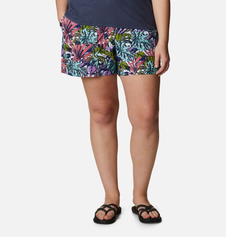 Women's Summerdry™ Cargo Shorts - Plus Size Women's Summerdry™ Cargo Shorts - Plus Size, front