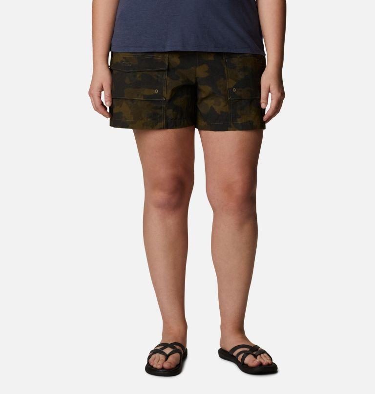 Short cargo Summerdry™ pour femme - Grandes tailles Short cargo Summerdry™ pour femme - Grandes tailles, front