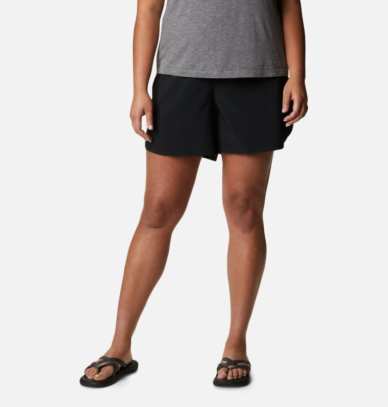 Women's Pleasant Creek™ Stretch Shorts - Plus Size Women's Pleasant Creek™ Stretch Shorts - Plus Size, front