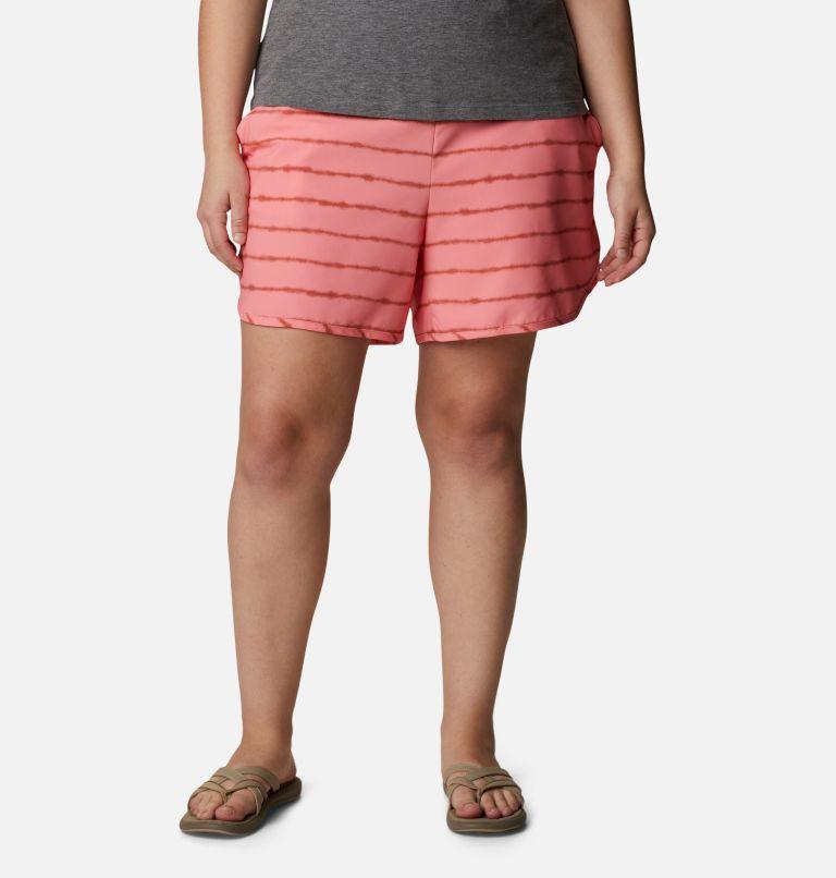 Women's Pleasant Creek™ Stretch Shorts - Plus Size Women's Pleasant Creek™ Stretch Shorts - Plus Size, front