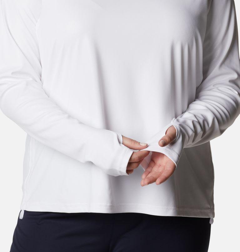 Women's Sun Deflector Summerdry™ Long Sleeve Shirt - Plus Size Women's Sun Deflector Summerdry™ Long Sleeve Shirt - Plus Size, a3