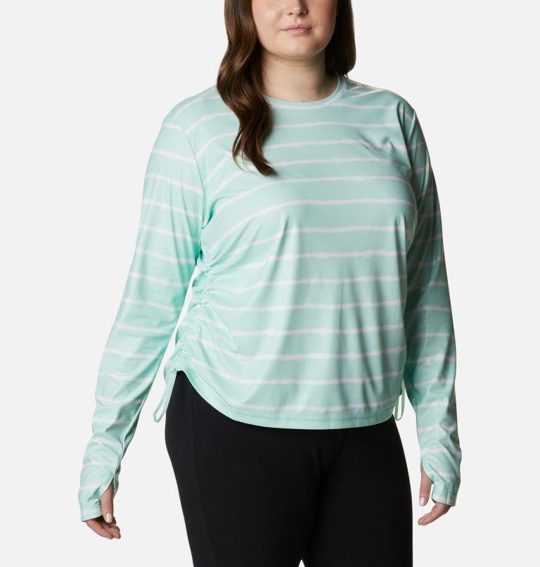 Women's Sun Deflector Summerdry™ Long Sleeve Shirt - Plus Size Women's Sun Deflector Summerdry™ Long Sleeve Shirt - Plus Size, a5