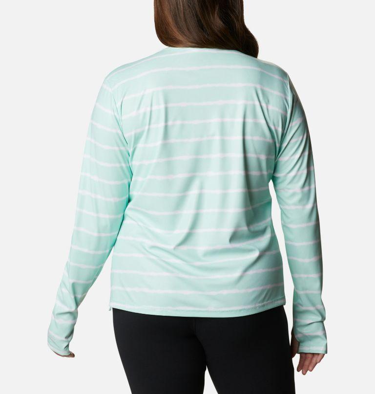 Women's Sun Deflector Summerdry™ Long Sleeve Shirt - Plus Size Women's Sun Deflector Summerdry™ Long Sleeve Shirt - Plus Size, back