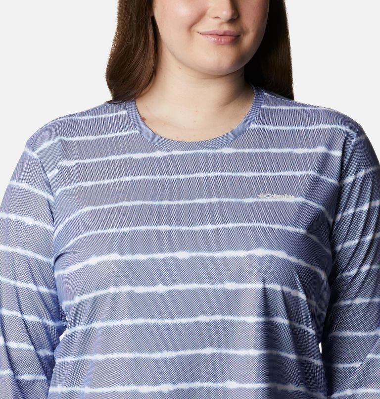 Women's Sun Deflector Summerdry™ Long Sleeve Shirt - Plus Size Women's Sun Deflector Summerdry™ Long Sleeve Shirt - Plus Size, a2