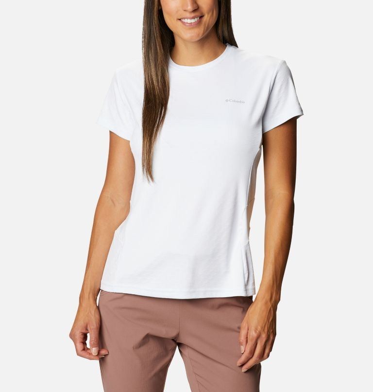 Women's Zero Ice Cirro-Cool™ Short Sleeve Shirt Women's Zero Ice Cirro-Cool™ Short Sleeve Shirt, front