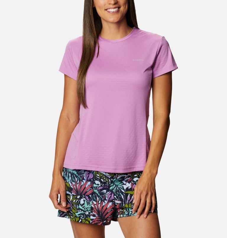 Women's Zero Ice Cirro-Cool™ Short Sleeve Shirt Women's Zero Ice Cirro-Cool™ Short Sleeve Shirt, front