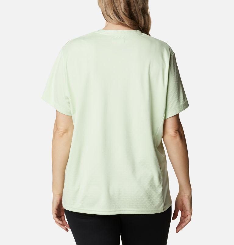 Women's Zero Ice Cirro-Cool™ Short Sleeve Shirt - Plus Size Women's Zero Ice Cirro-Cool™ Short Sleeve Shirt - Plus Size, back